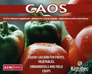 Kimitec Caos 10.5% Liquid Calcium