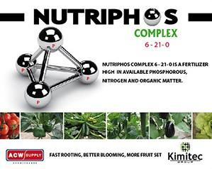 Kimitec Nutriphos Complex (6-21-0)