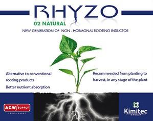 Kimitec Rhyzo O2 Natural (2.8-3-0)